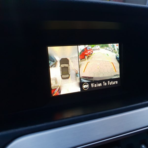 Lắp camera 360 Oris cho xe mercedes ở Hà Nội
