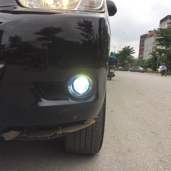 Toyota Highlander lên bi gầm GTR siêu sáng