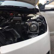 Toyota Yaris lê bi GTR